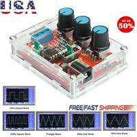 XR2206 Function Signal Generator DIY Kit Sine Triangle Square Output 1Hz-1MHz US