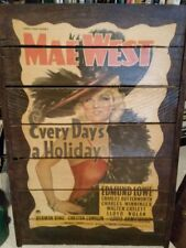 Mae West Every Day's A Holiday Raisin Rack Movie Poster