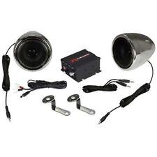 Renegade RXA100 C Soundsystem RXA100 Motorcycles/Scooter Amplifier+Speaker