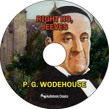 Right Ho Jeeves - MP3CD Audiobook in paper sleeve