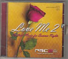 LOVE ME 2 - chillout music for summer nights CD