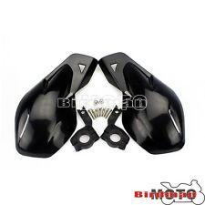 Black Handguard Hand Guard For KTM Yamaha Kawasaki Suzuki Motorcycle Dirt Bike