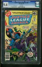 JUSTICE LEAGUE OF AMERICA #165-CGC 9.4-DC-batman-flash-  1883281001