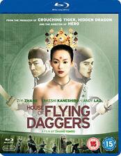 HOUSE OF FLYING DAGGERS - BLU-RAY - REGION B UK