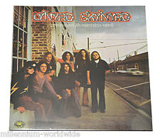"SEALED - LYNYRD SKYNYRD - (PRONOUNCED LEH-NERD SKIN-NERD) - 12"" VINYL LP RECORD"
