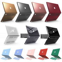 "Plastic Hard Case+Keyboard Cover+Film For Macbook Air 11""13"" Retian13""15"" Pro13"""