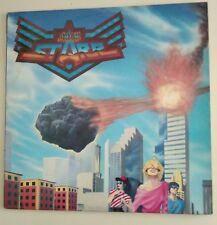 """JACK STARR  - ROCK THE AMERICAN WAY - LP 33 GIRI 12"""" (BUONE CONDIZIONI) 1985"""