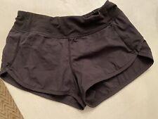 Girl's Ivivva By Lululemon Black Shorts - Size 12