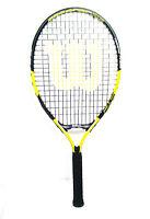 """Wilson Federer 25 Volcanic Frame Tennis Racquet - Grip Size 3 7/8"""""""