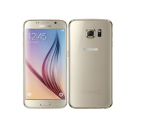 Samsung Galaxy S6 32GB  SM-G920F Unlocked Sim Free Android Smartphone