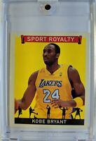 2007-08 Upper Deck Goudey Sport Royalty Kobe Bryant #SR-KB, Los Angeles Lakers