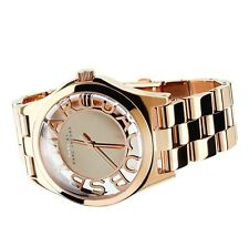 MARC BY JACOBS WOMEN'S X-RAY ROSE GOLD EDITION WATCH MBM3207