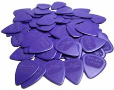 Jim Dunlop 443R 1.14mm Nylon Purple MIDI Plectrums Guitar Picks 72 Pack