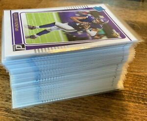 2021 Donruss Football Rated Rookie Complete Your Set U PICK