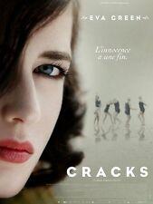 Affiche 40x60cm CRACKS (2009) Eva Green, María Valverde, Juno Temple NEUVE
