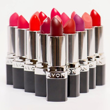 Avon True Color Lipstick Rouge A Levres (Full Size Sealed) - Various Shades Avai
