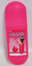 Snap N Store Carry Case Pink