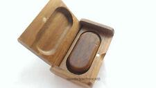 64GB Photography Walnut Wood USB Flash Drive Wooden 64G Pen Memory Key Gifts Box