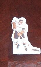Munro Chicago black Hawks Hockey single player 1970's table top hockey game
