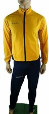 Giacca Antivento uomo Atletica Leg. Running MOD Central Park LEGEA COL. giallo