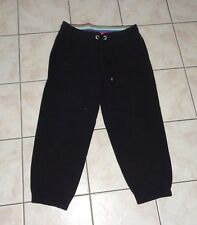 Venice Beach Sporthose Fitness Hose schwarz Gr. 40 Baumwolle wenig getragen