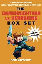 The Gameknight999 vs. Herobrine Box Set: Six Unofficial Minecraft Adventures