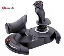 Thrustmaster Flight Game Simulator Stick Joystick USB Throttle Controller PC PS3