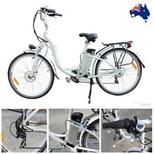 Electric Bike Unisex Adults Bicycles