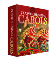 Christmas Xmas Carols Classic Festive Songs Audio CD