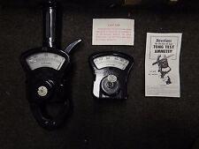 TONG TEST AMP METER 150 AND 300 AMP