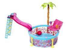 Mattel Barbie X9299  Glam Pool mit  Zubehör, NEU,OVP