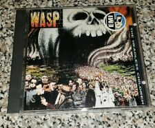 WASP cd THE HEADLESS CHILDREN w.a.s.p.  free US ship