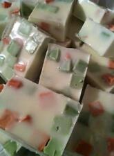 Candy Cane Goats Milk Soap