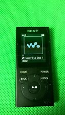 Sony NW-E393 4GB Mp3 Player Black Good Battery