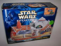Star Wars Episode1 Podrace Arena Micro Machines Flagman NIB