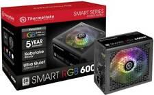 Thermaltake Smart RGB PC Netzteil 600 W ATX 80PLUS®