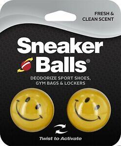 Sneakerballs Shoe Freshener - Footwear, Gym Bag and Locker Deodorizer Balls