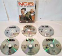 NCIS LOS ANGELES Saison 8 intégrale  - Zone 2 En V.O. - Très bon état - Complet