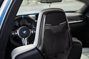 BMW M3 F80 M4 F82 Carbon Fiber Seat Back Covers