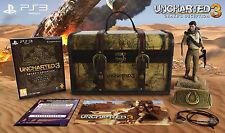 Uncharted 3 Drake's Deception Explorer Edition AU *NEW*