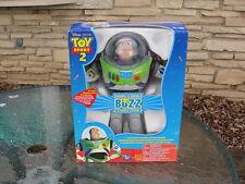 Disney Pixar Toy Story 2 Buzz Lightyear Ultimate Talking Action Figure NEW!!