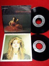 "7"" SANDRA  Maria Magdalena / In The Heat Of The Night   2 x Single Virgin *"