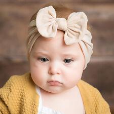 Child Baby headband For Girl newborn Toddler Turban Kids