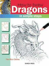 Dragons (How to Draw) by Paul Bryn Davies | Paperback Book | 9781844483129 | NEW