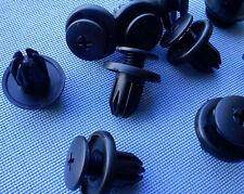 (2031 A) 10x Verkleidung Clips Befestigung Klips Halter schwarz für Toyota,