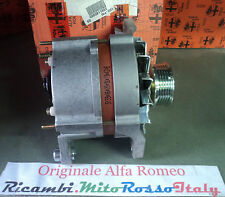 ALTERNATORE ALFA ROMEO 145 146 159 1.9 TD FIAT CROMA TIPO ALTERNATOR 60811651