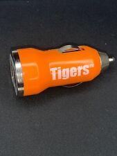 Clemson Tigers 2.1v Usb Car Charger