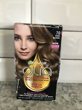 GARNIER/OLIA BRILLIANT COLOR/PERMANENT HAIR COLOR/DARK BLONDE(7.0)/NEW