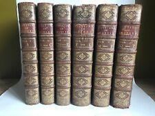 LE GRAND DICTIONNAIRE HISTORIQUE 1725. Moreri chez Coignard.  collection