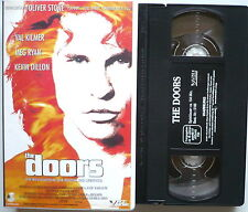 The Doors-la película-VHS > Oliver Stone; Val Kilmer, Meg Ryan, Kevin Dillon